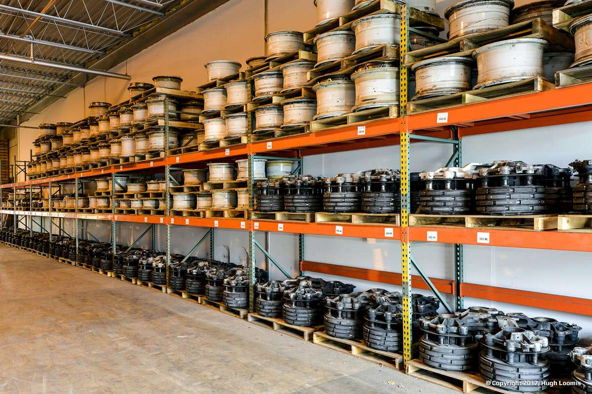 Aircraft brakes, wheels and parts in stock